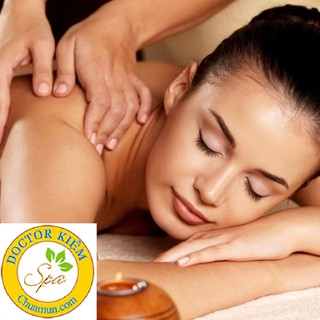 HN [E-Voucher] - Combo Massage Body tại DR Kiệm Spa
