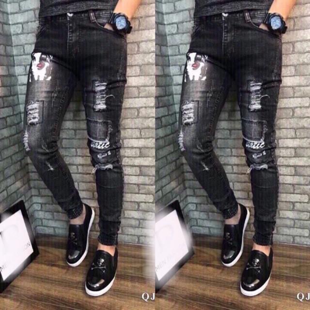 - Jeans Cao Cấp Quần jean nam cao cấp TCs 561. T.D T.D