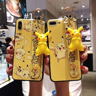 Hình ảnh Cute Pikachu Case for Vivo Y85 Y93 Y97 Z3 Z3I Y95 / Y91 / V1