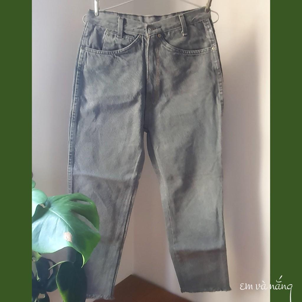 Quần jeans hiệu Dickies auth vintage - Em và nắng