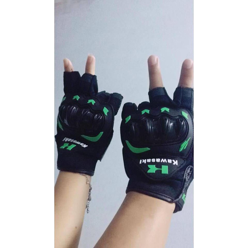Gang tay phượt monster,gang tay chống nắng