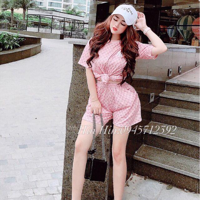Sét Bộ Thun 3 D Quảng Châu 2019
