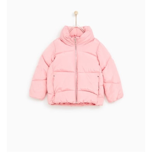 Áo phao Zara kid auth size 11/12 new tag