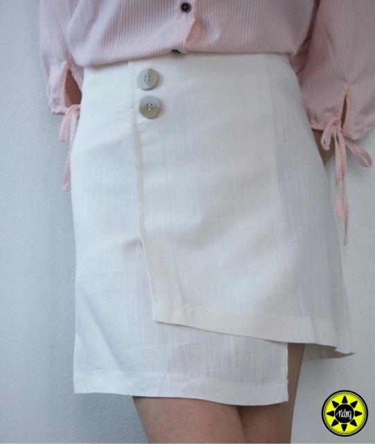 Chân váy vạt chéo C20