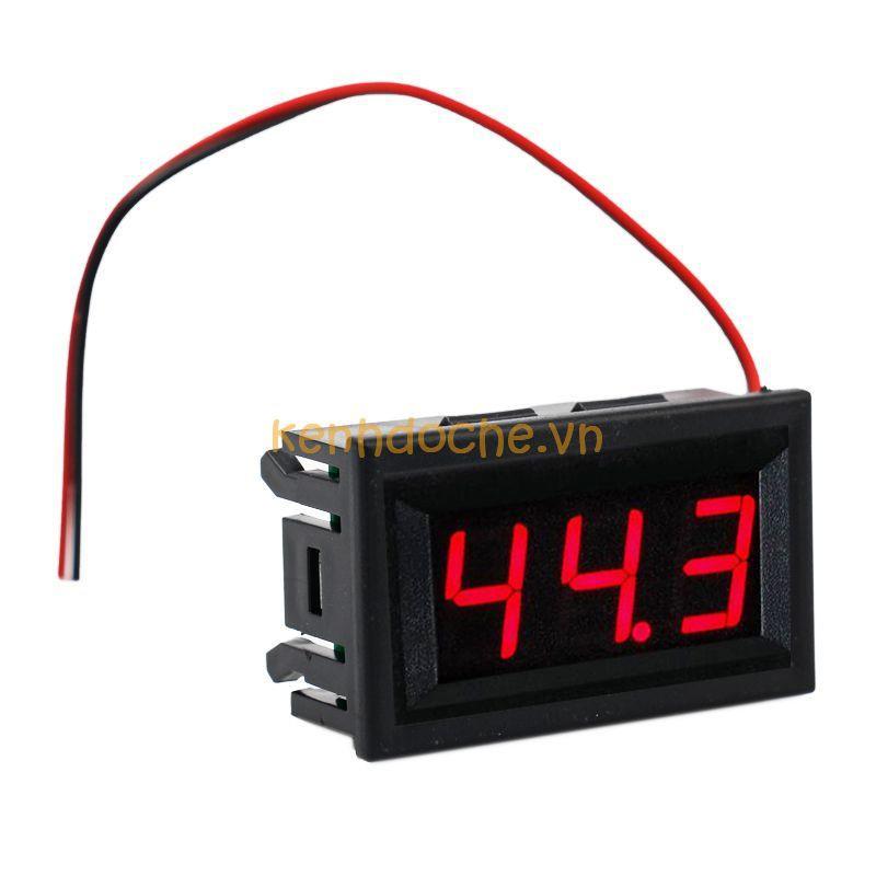 Đồng hồ vôn 70-500V AC 0.56 inch