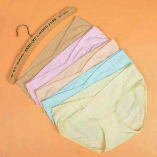 Freeship 99k TQ_Combo 5 quần lót bầu và 10 áo lót cho con bú
