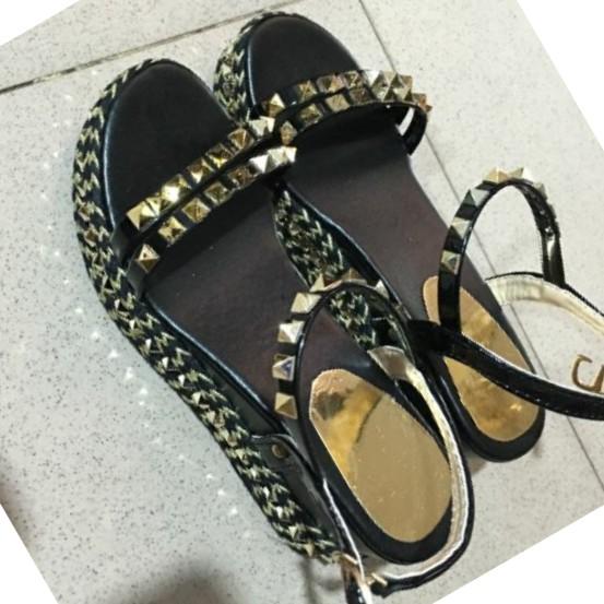 Sandal nữ siêu đẹp ms55