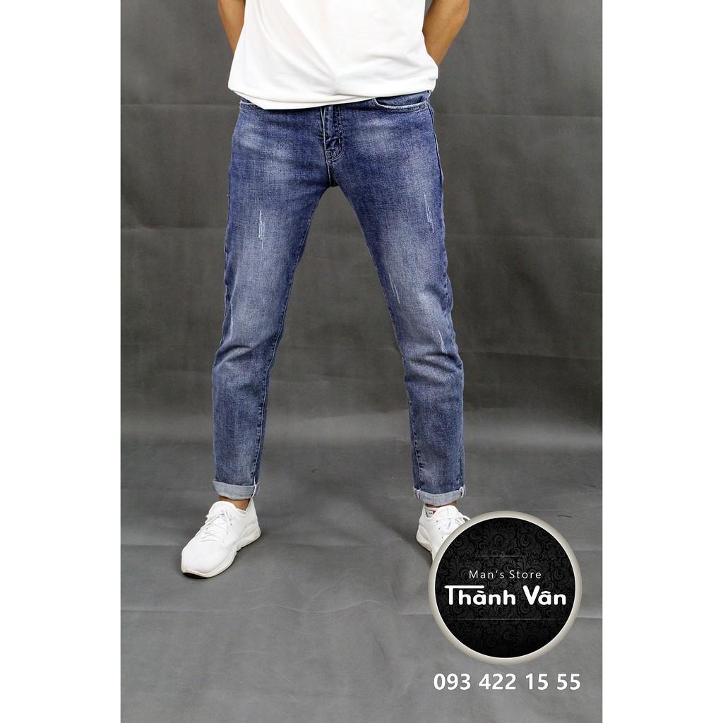 Quần bò/quần jean nam QBTV17