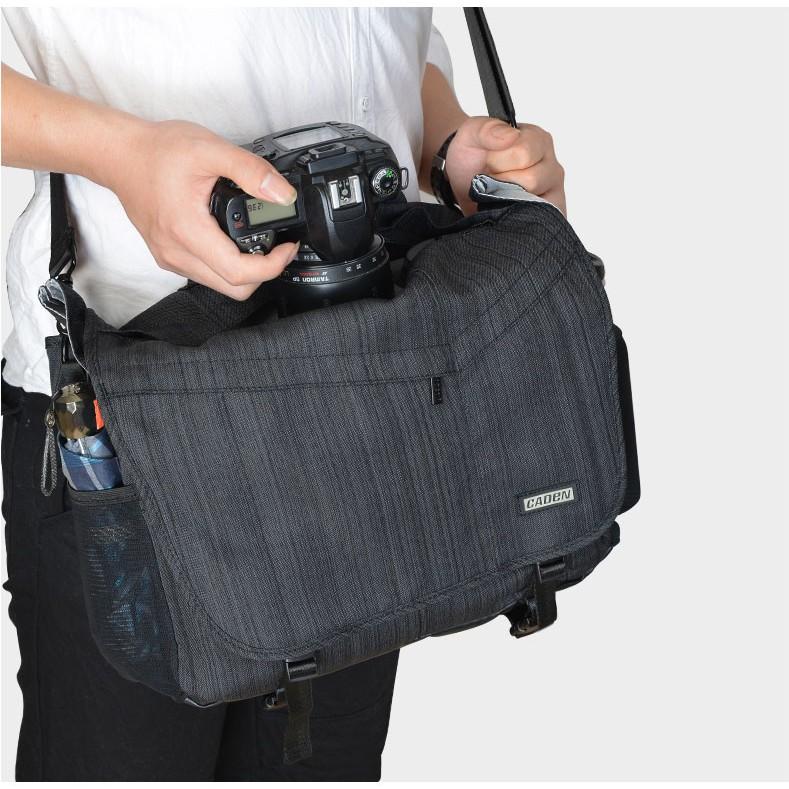Túi đựng máy chụp hình CADEN 2018 thiết kế mới nhất của dòng CADEN