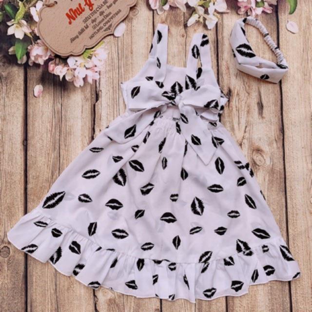 Váy maxi bé gái 0-8 tuổi [⚡FREESHIP⚡ Đơn Từ 250K] Váy đầm Thời Trang Hàng Thiết Kế Cao Cấp cho bé từ 1 - 8 Tuổi