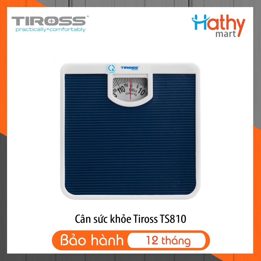 Cân sức khỏe Tiross TS810 Tiện Dụng
