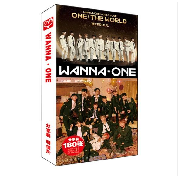 Postcard Wanna One - Cửa hàng Kpop