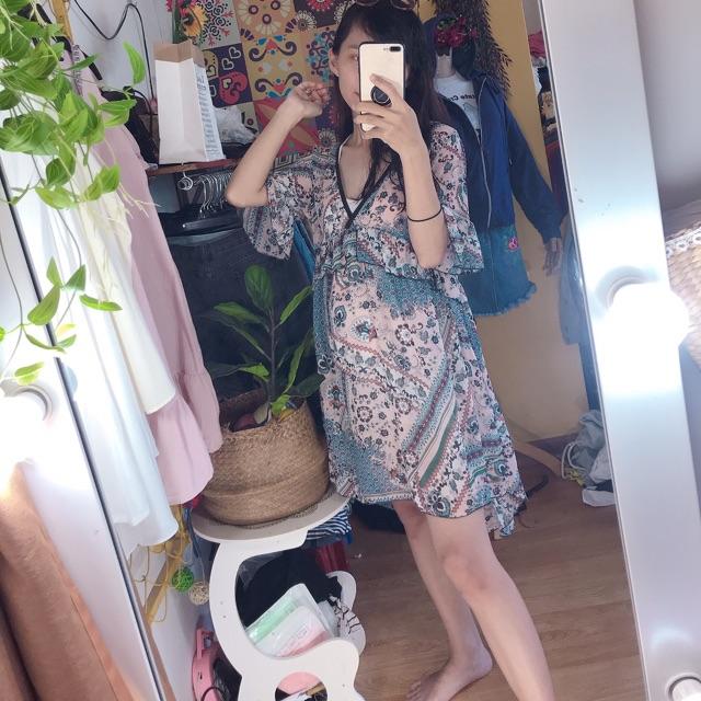 Combo đầm áo kiểu chị ny