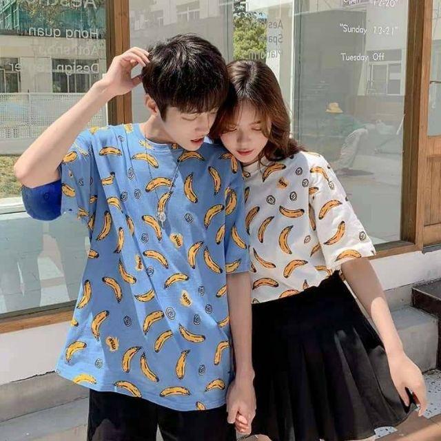 Tee- áo thun unisex hợp thời trang giới trẻ