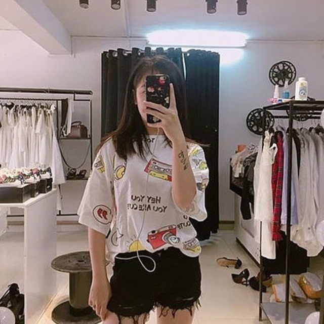 Thanh ly Phông Zara Authentic