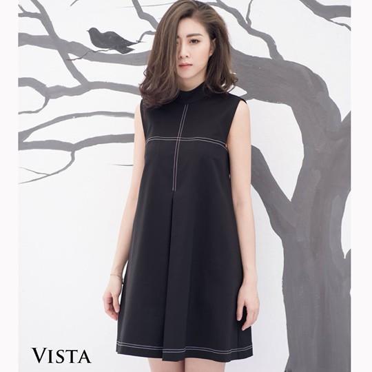 Đầm công sở, đầm dáng suông Vista dress đơn giản mà tinh tế