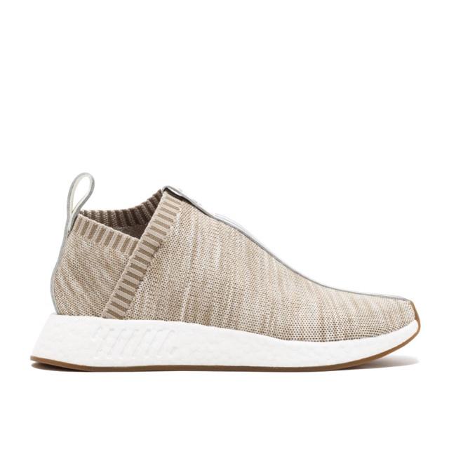 [CÓ SẴN] Adidas NMD CS2 Grey (nâu nhạt)