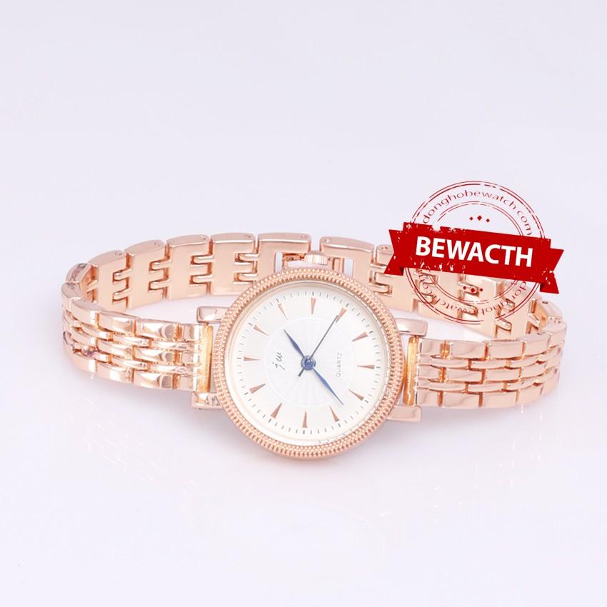 Đồng hồ nữ JW dây kim loại