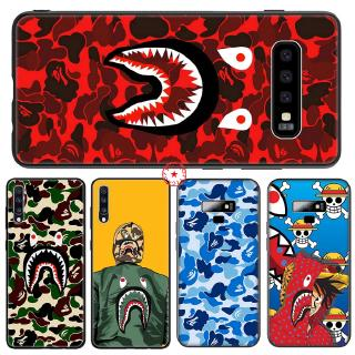 Samsung Galaxy A70 A60 A50 A40 A30 A20 A10 Note 8 9 10 Plus Soft Silicone Cover AC15 bape