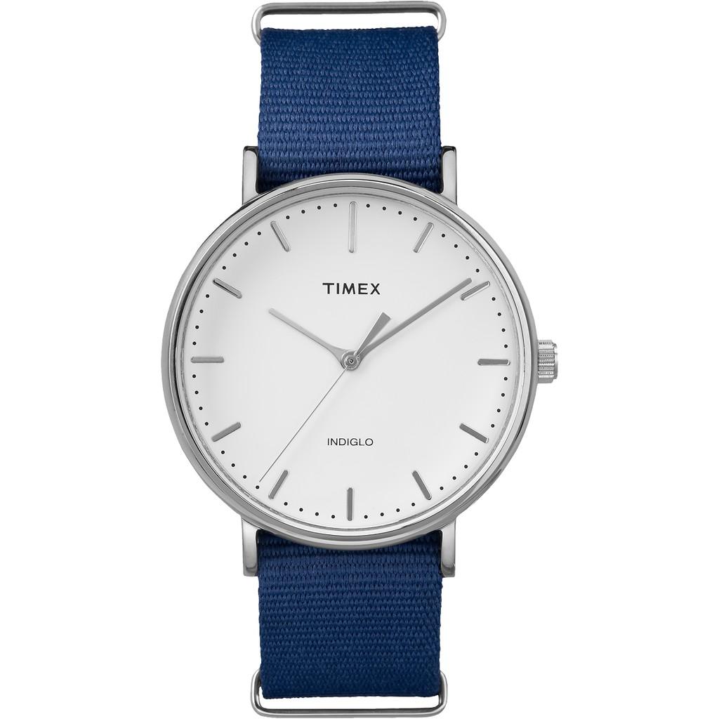 Đồng hồ Unisex Timex Fairfield TW2P97700 Dây vải
