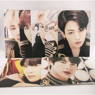 Khung ảnh A3 cứng BTS Premium Photo Speak Yourself