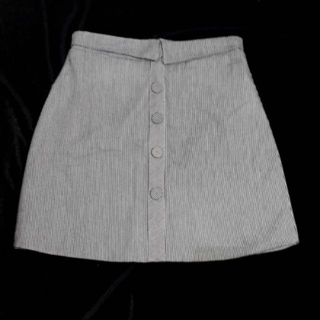 [Thanh lý] Chân váy chữ A sọc