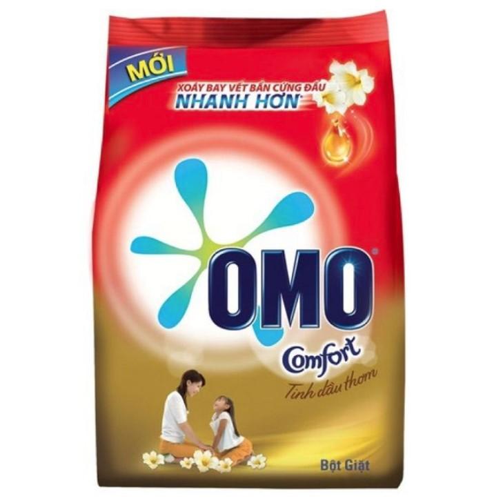 Bột Giặt Omo Tinh Dầu Thơm Gói 720g
