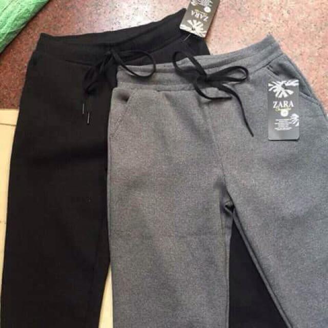 Combo 2 quần mặc nhà mùa đông baggy loại 1-