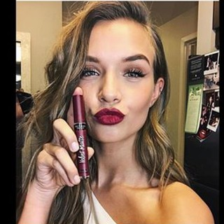 { Hot Sale}Son kem lì Victoria Secret Velvet Matte Cream Lip Stain