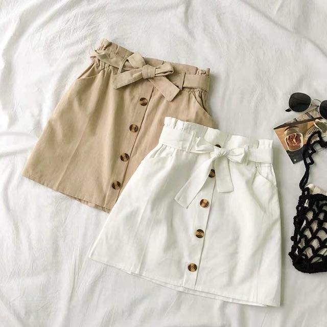 Chân váy thô order taobao <3