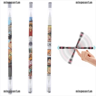 Hình ảnh MINON 1Pc Creative Gel Pen Funny Rotating Pen Spinning Gaming Light Shinning Pens