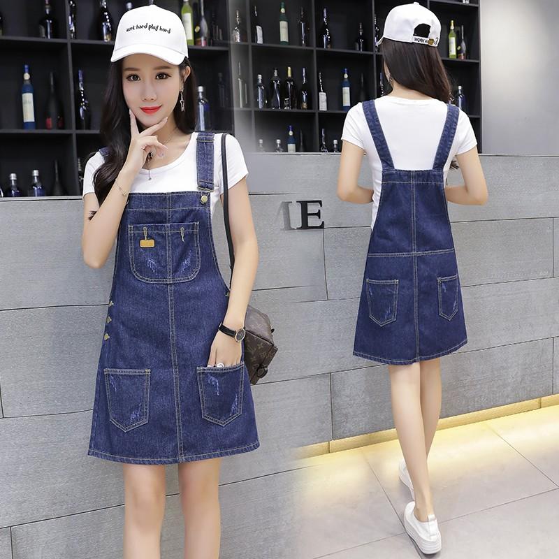 Chân Váy Denim Lưng Cao Size S-5xl Cho Nữ