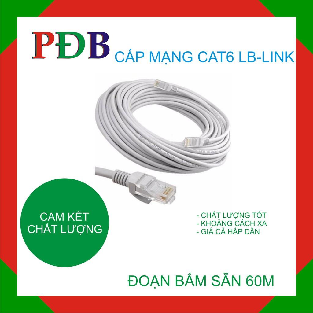 Đoạn dây mạng LB-LINK Cat6 60m