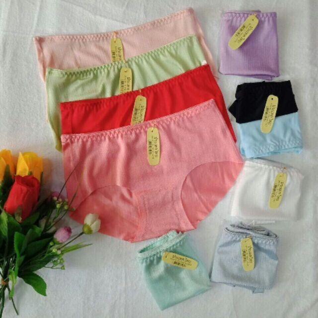 Combo 5 quần lót nữ đúc su cao cấp