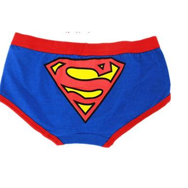 quần lót siêu nhân cho nữ (thời trang nữ)