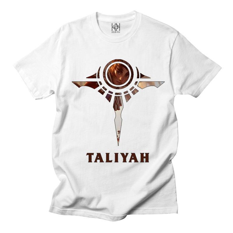 Áo game Liên minh in hình Taliyah Tộc Shurima lạ mắt , áo thun unisex nam nữ - Thiết kế độc quyền KAK