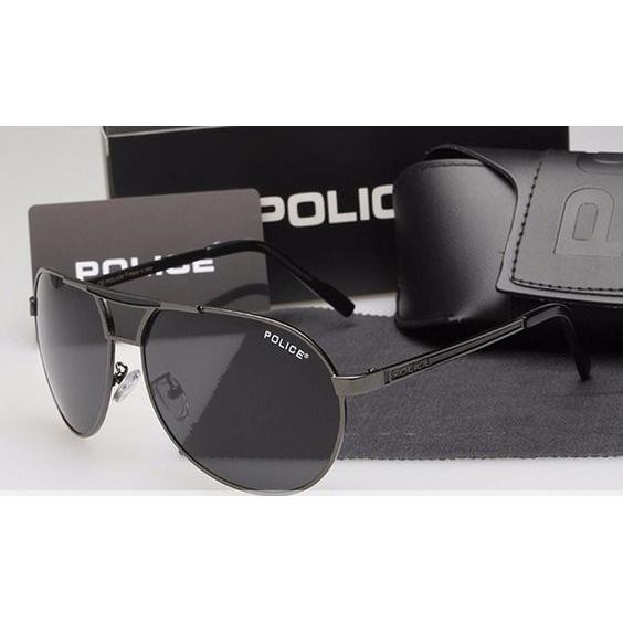 Mắt kính nam cao cấp Police 135