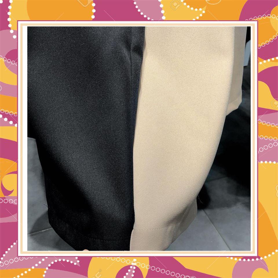 [SALE KHỦNG 50%] Quần Ống Rộng SIMPLE PANTS Unisex (Đen/Tan) , áo thun tay lỡ, áo hoddie, quần kaki