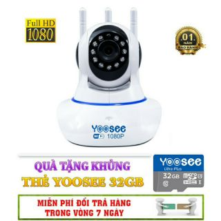 Camera yoosee 2Mp full HD 1080P -Cửa hàng DT Smart