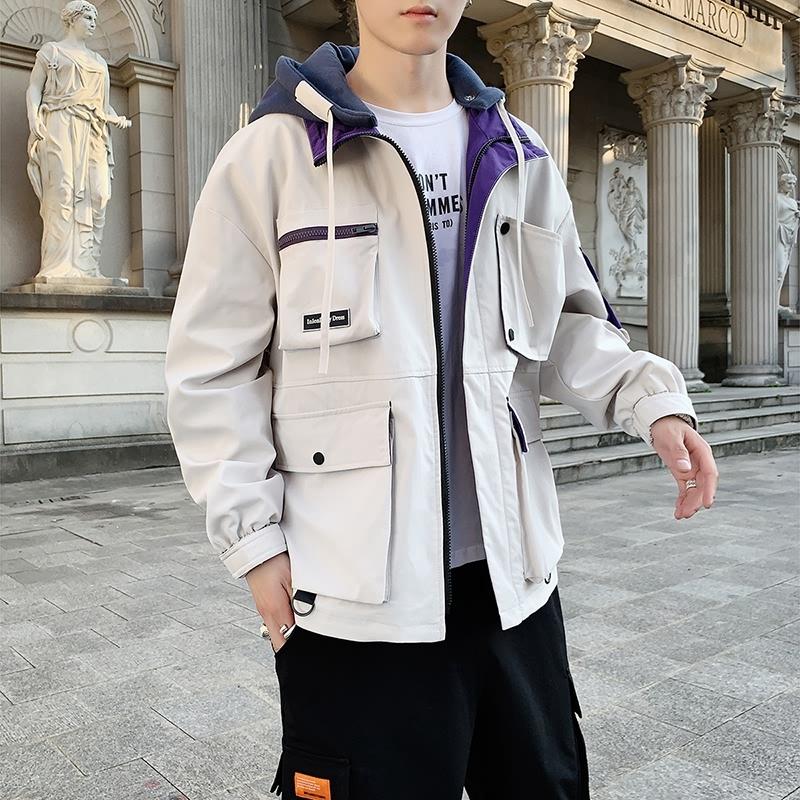 (hàng có sẵn) áo khoác công sở cho nam
