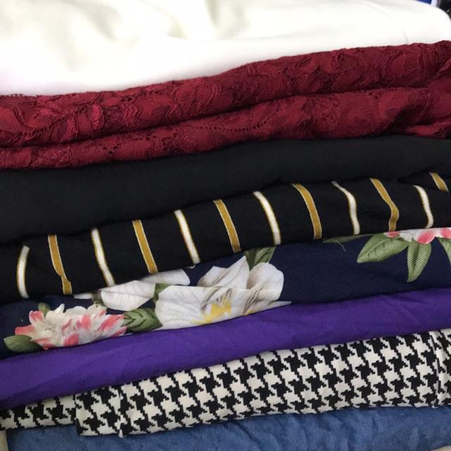 Vải hoa ứng dụng lên đầm lên váy chất mi hoa ứng dụng lên đầm lên váy chất mềm Vải hoa ứng dụng lên đầm lên váy chất mềm