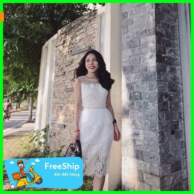 [ Top 9 ] Đầm ren boby,đầm dự tiệc,đám cưới trẻ trung váy chữ a váy 1 vai váy chữ a váy maxi váy dạ hội