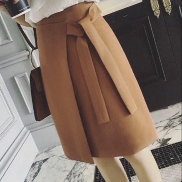 Chân váy tà chắp taka (thanh lý)