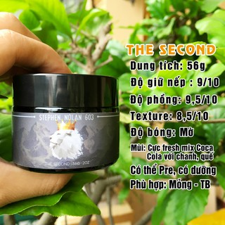 Sáp Vuốt Tóc The Second 56g