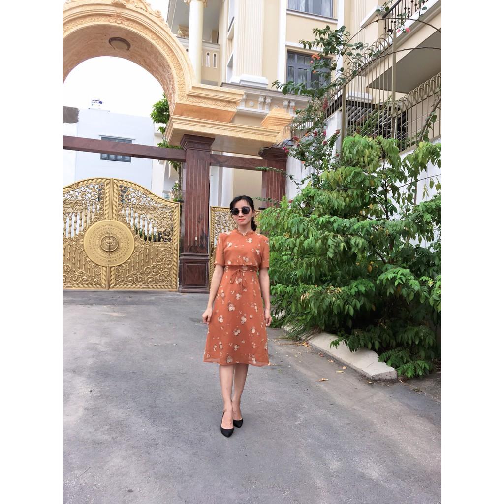 Đầm vintage Cao cấp tuyển Nhật