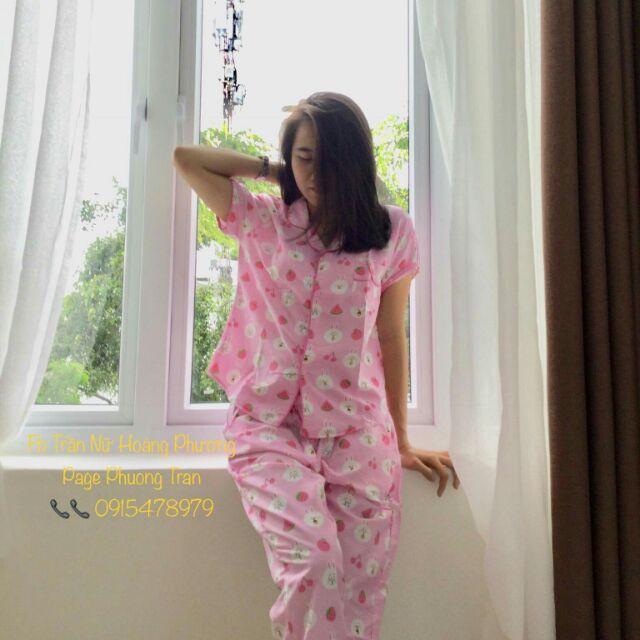 Pijama dau và gấu