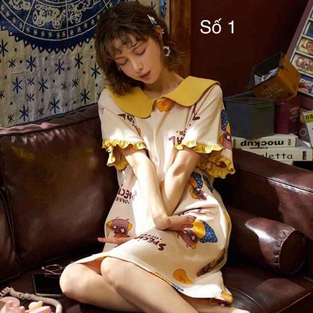 Váy đầm cotton nữ QC