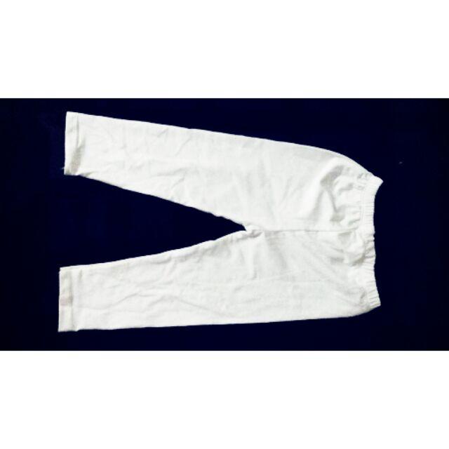 quần trắng leging kết hợp áo dài cách tân .. thì cứ chất lừ