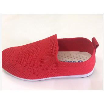 Giày XK Anh Khoa cao cấp màu đỏ size 31-34