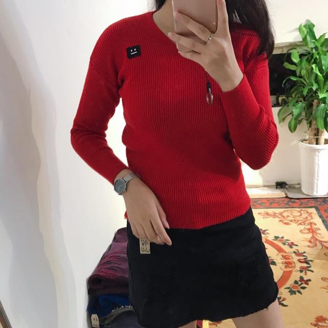 Combo áo len của chị Thanh Hạ